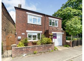 Thumbnail 3 bed detached house for sale in Old Main Road, Spalding