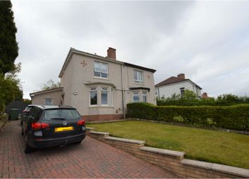 Thumbnail 2 bed semi-detached house for sale in Edinburgh Road, Glasgow