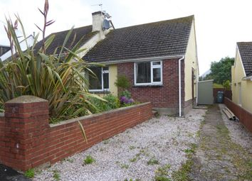 Thumbnail 2 bed bungalow to rent in Longcroft Avenue, Brixham