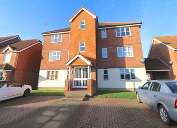Thumbnail 2 bed flat for sale in Falmouth Close, Eastbourne, East Sussex