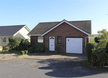 Thumbnail 3 bedroom detached house for sale in Giltar Way, Penally, Tenby