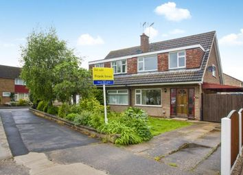 Thumbnail 3 bed semi-detached house for sale in Ribblesdale Road, Long Eaton, Nottingham