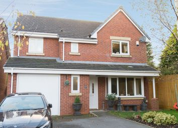 Thumbnail 4 bed detached house for sale in Blossom Grove, Whittle-Le-Woods, Chorley