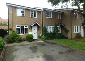Thumbnail 3 bed terraced house for sale in Chepstow Close, Northampton