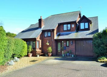 Thumbnail 4 bed detached house for sale in The Gables, Rutherford Road, Maghull