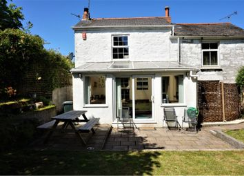 Thumbnail 2 bed cottage for sale in The Square, Lanner Redruth