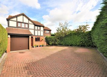 Thumbnail 4 bed detached house for sale in Fallowfield Close, Wesham, Preston, Lancashire