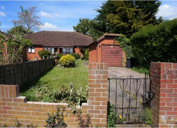 Thumbnail 2 bedroom semi-detached bungalow for sale in Mill Road, Waterlooville
