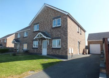 Thumbnail 4 bed detached house for sale in Skomer Drive, Milford Haven, Pembrokeshire