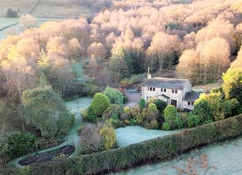 Thumbnail 4 bed detached house for sale in Wood Hey Cottage, Erringden, Hebden Bridge