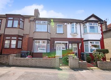 Thumbnail 3 bed terraced house for sale in Queenswood Avenue, Walthamstow, London