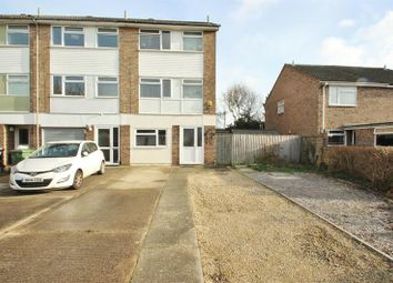 Thumbnail 4 bed end terrace house for sale in Francis Little Drive, Abingdon