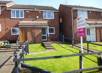 Thumbnail 2 bed end terrace house for sale in Dorchester Road, Kimberley, Nottingham