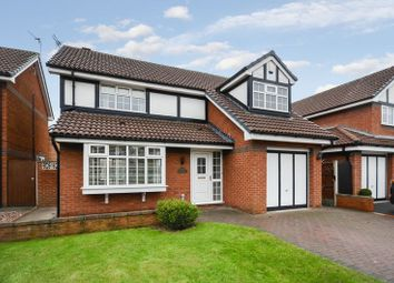 Thumbnail 4 bed detached house for sale in 9 Steventon, Sandymoor, Runcorn