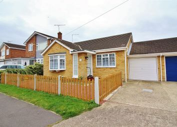 Thumbnail 2 bed semi-detached bungalow for sale in Winterswyk Avenue, Canvey Island