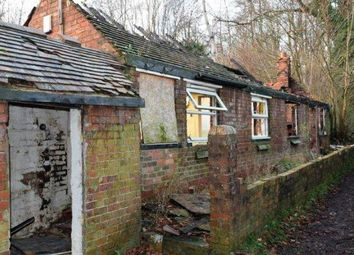 Thumbnail Land for sale in The Wynde, Coalport Road, Madeley, Telford, Shropshire