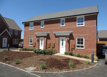 Thumbnail 2 bed semi-detached house to rent in Southwell Way, Bourne, Lincolnshire
