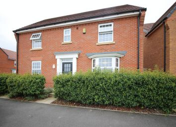 Thumbnail 4 bed detached house for sale in Laverick Grove, Highfield, Wigan