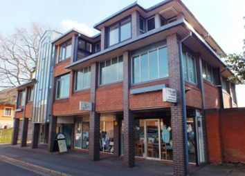 Thumbnail 2 bed flat for sale in Branksome Chambers, Branksomewood Road, Fleet, Hampshire