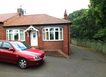 Thumbnail 3 bed bungalow to rent in Broom Lane, Whickham, Newcastle Upon Tyne