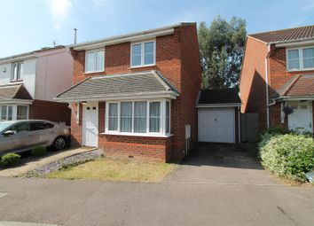 Thumbnail 3 bed link-detached house to rent in Cornflower Way, Hatfield