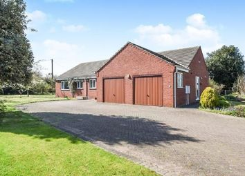 Thumbnail 2 bed bungalow for sale in Church Croft, Coton-In-The-Elms, Swadlincote, Derbyshire