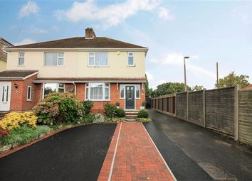 Thumbnail 3 bed semi-detached house for sale in Evering Avenue, Parkstone, Poole