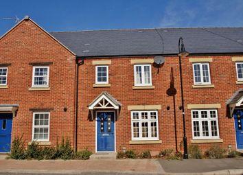 Thumbnail 3 bedroom terraced house for sale in Havisham Drive, Haydon End, Swindon