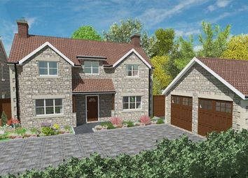 Thumbnail 4 bed detached house for sale in Tadley Meadow Critch Hill, Frome