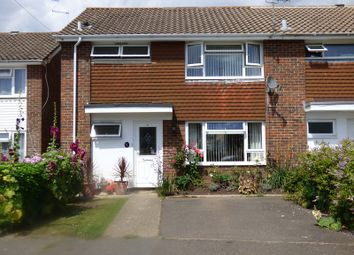 Thumbnail 3 bed end terrace house for sale in Canterbury Road, Rustington, Littlehampton