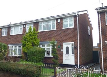Thumbnail 3 bed semi-detached house for sale in Ireland Street, Widnes, Cheshire
