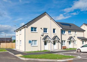 Thumbnail 2 bed flat to rent in 10 Millstone Court, Alford