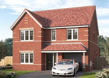 "Thumbnail 4 bed detached house for sale in ""The Sudbury"" at Leger Way, Intake, Doncaster"