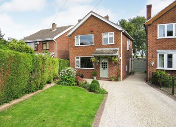 Thumbnail 3 bed detached house for sale in Hastings Close, Breedon-On-The-Hill, Derby