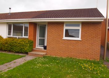 Thumbnail 2 bedroom bungalow to rent in West Meadow Close, Braunton