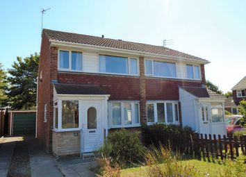Thumbnail 3 bed semi-detached house to rent in Kingfisher Way, Blyth