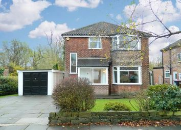 Thumbnail 3 bed detached house to rent in Ryecroft Lane, Worsley, Manchester