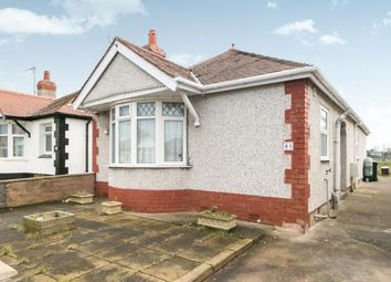Thumbnail 3 bed bungalow for sale in Bridgegate Road, Rhyl, Denbighshire