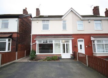 Thumbnail 4 bed semi-detached house for sale in Main Road, Shirland, Alfreton
