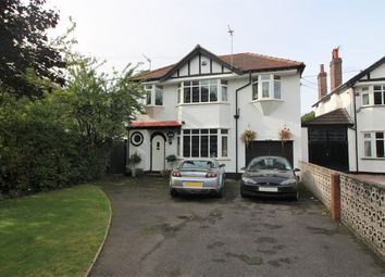 Thumbnail 5 bed detached house for sale in Chester High Road, Neston, Cheshire