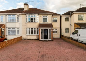 Thumbnail 4 bedroom semi-detached house for sale in Valley Drive, Gravesend