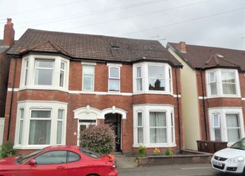 Thumbnail 1 bed flat to rent in Paget Road, Tettenhall, Wolverhampton, West Midlands