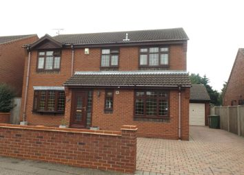 Thumbnail 4 bedroom detached house for sale in Whimbrel Drive, Bradwell