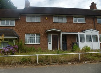Thumbnail 3 bed terraced house for sale in Priory Road, Hall Green, Birmingham