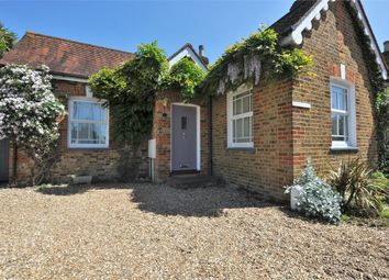 Thumbnail 1 bed semi-detached bungalow to rent in Hawthorne Cottages, Prospect Place, Staines-Upon-Thames, Surrey