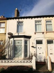 Thumbnail 3 bed terraced house for sale in Newton Drive, Blackpool, Lancashire, .