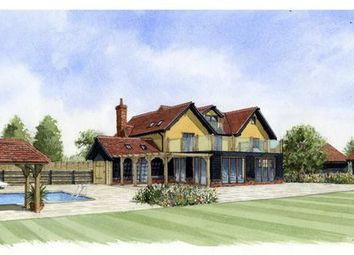 Thumbnail 7 bed farmhouse for sale in Bush Farm, Hall Road, Great Bromley, Colchester, Essex
