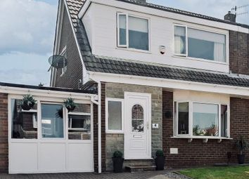 Thumbnail 3 bed semi-detached house for sale in Redness Close, Nelson