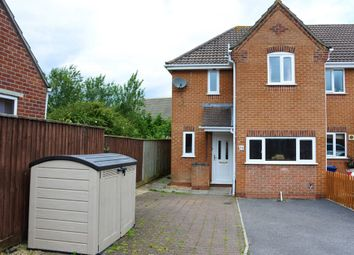 Thumbnail 3 bed barn conversion for sale in Cloverfields, Gillingham