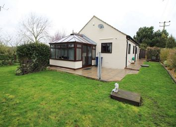 Thumbnail 2 bed detached bungalow for sale in Woodhurst, Huntingdon